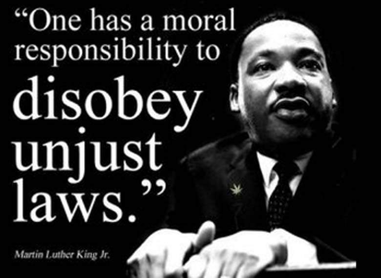 Martin Luther King Jr Quotes Message