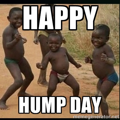 Meme Happy Hump Day Image