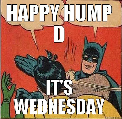 Meme Happy Hump Day Its Wednesday Picture