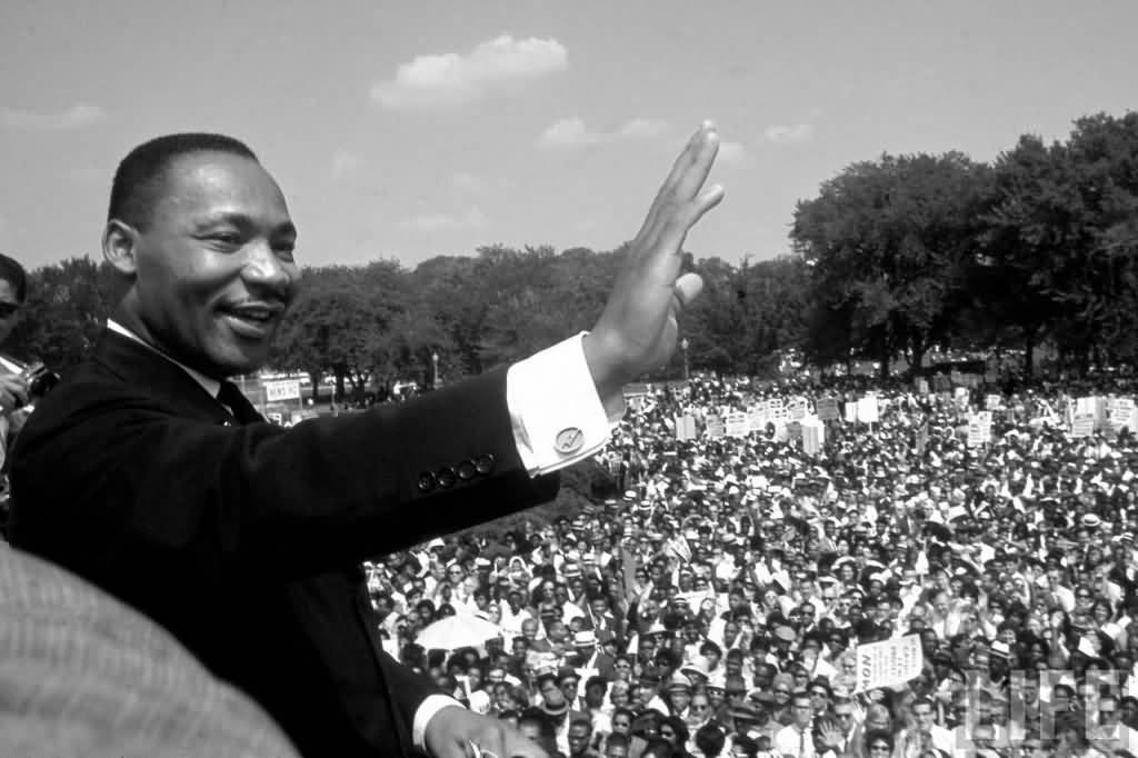 Memory Martin Luther King Freedom March In 1963