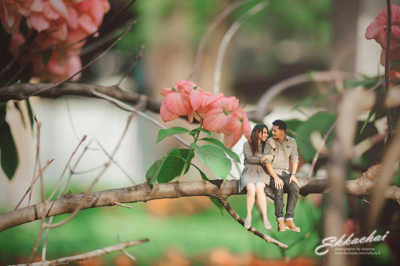 Miniature Wedding Photography 005