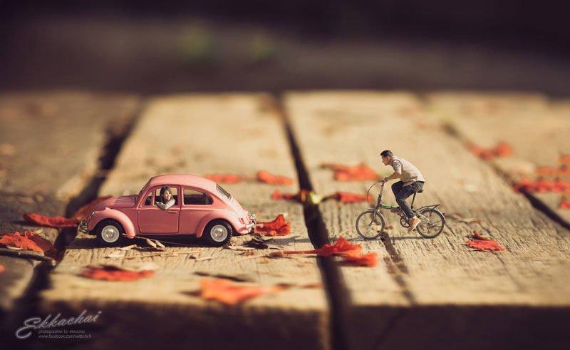 Miniature Wedding Photography 008
