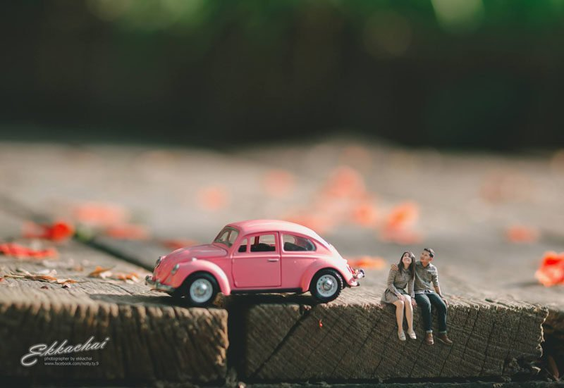 Miniature Wedding Photography 012