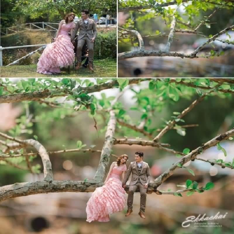 Miniature Wedding Photography 013