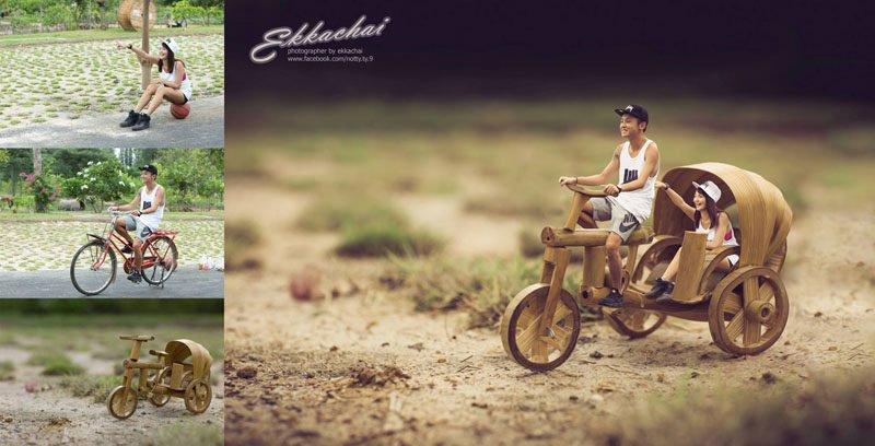 Miniature Wedding Photography 015