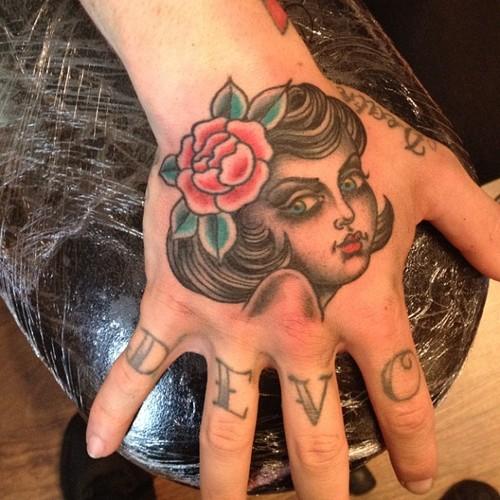 Most Beautiful Tumblr Fingers Tattoo For Boys