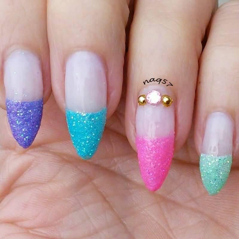 Blue nails disorder