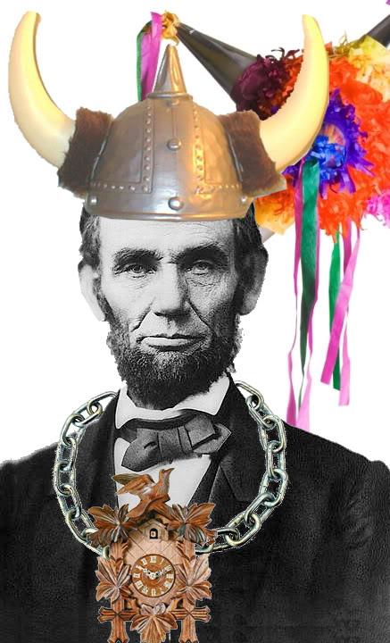 Most Funny Abraham Lincoln Meme Birthday Image