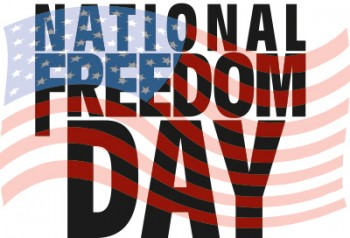 National Freedom Day Message Image