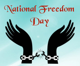 National Freedom Day Wishes To Everyone Image