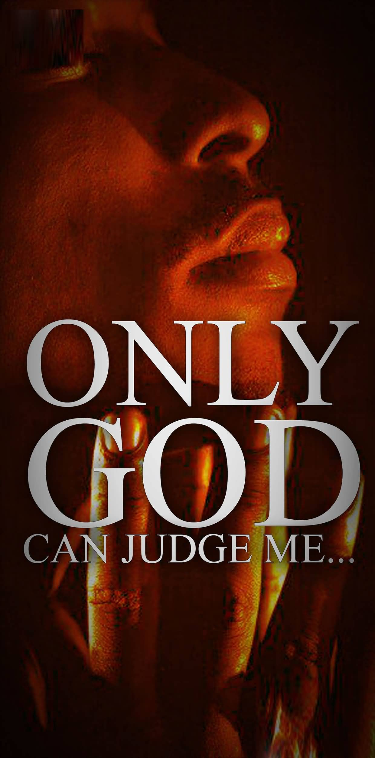 Nigga Quotes Only god can judge me