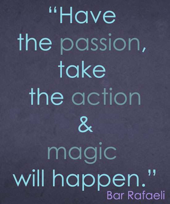 Passion Quotes And Sayings 2