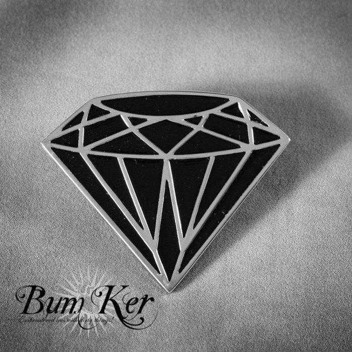 Black diamond tattoos images for Black diamond tattoo la