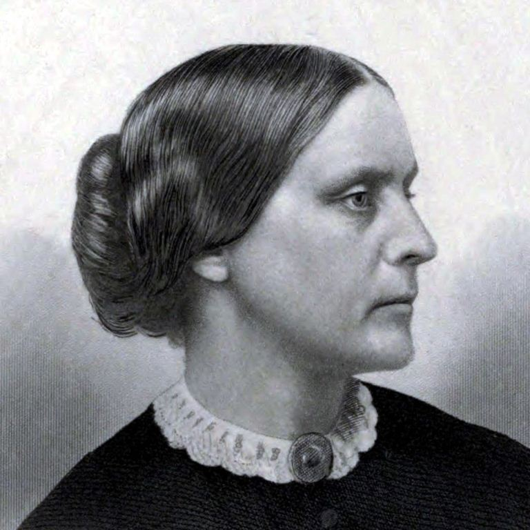 Picture Susan B. Anthony
