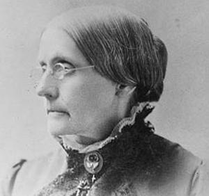 Pictures Of Susan B. Anthony 15th February
