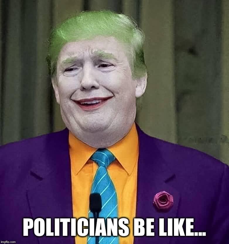 Politicians Be Like Batman Memes Pictures
