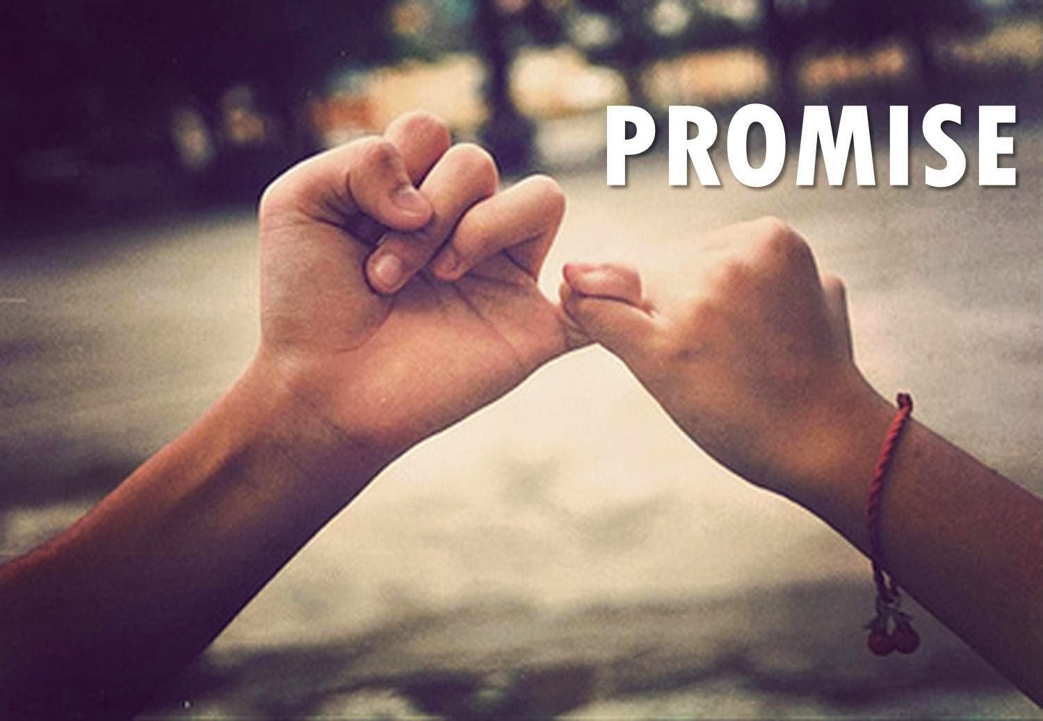 Promise Day Wishes Wallpaper