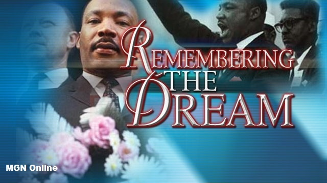 Remembering Martin Luther King Day Image
