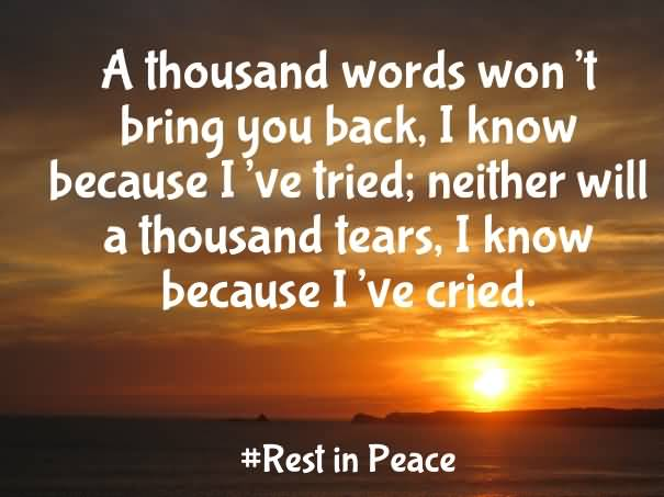 Rip Quotes And Sayings 02