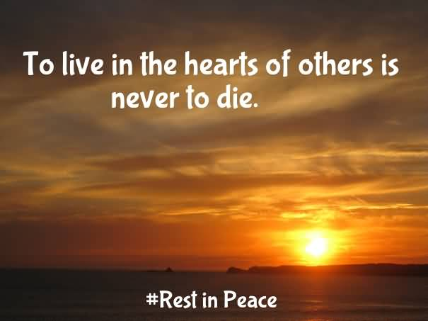 Rip Quotes And Sayings 04