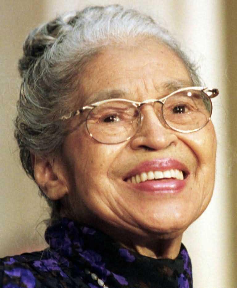 Rosa Parks Picture