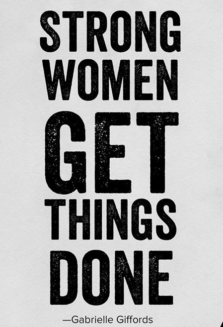 Scorpio Quotes Strong women get things done Gabrielle Giffords