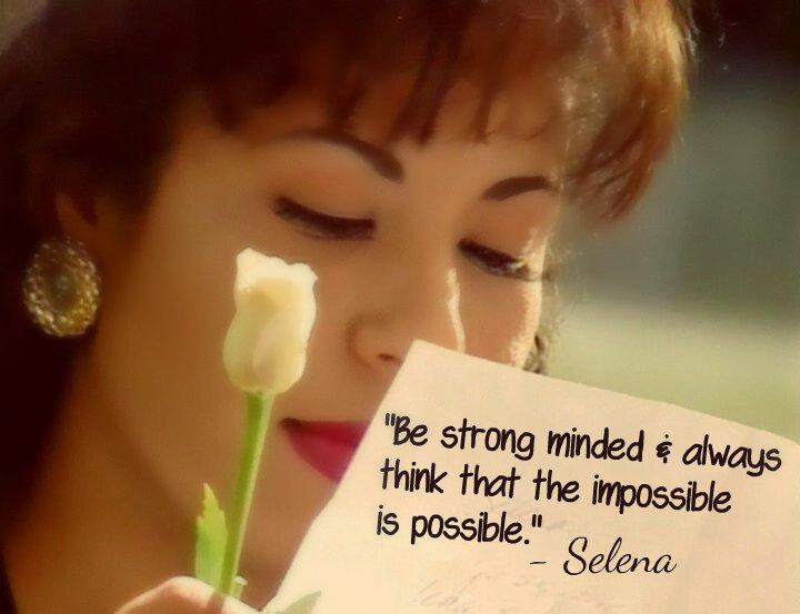 Selena Quintanilla Quotes And Sayings 02