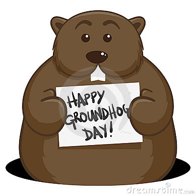 Special Happy Groundhog Day Wishes Image