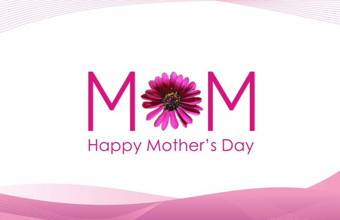 Special Mom Happy Mother's Day Wishes Wallpaper