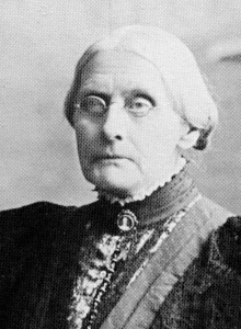 Susan B. Anthony Picture