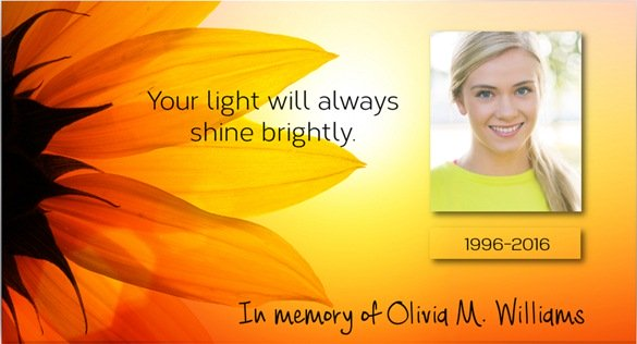 Sympathy Quotes your light will always shine brightly...