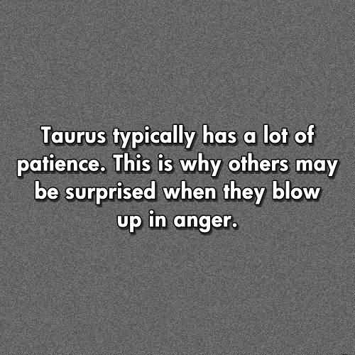 Quotes About Anger And Rage: 43 Popular Taurus Quotes & Quotations