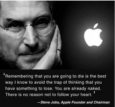 Technology Quotes remembering that you are going to die is the best way i know to avoid the trap of thinking that you...
