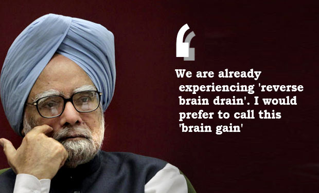 brain drain a threat to india
