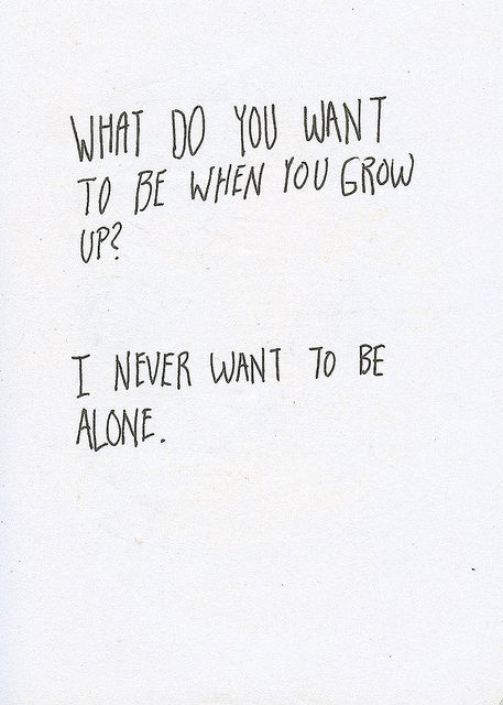 Teen Quotes what do you want to be when you grow up...