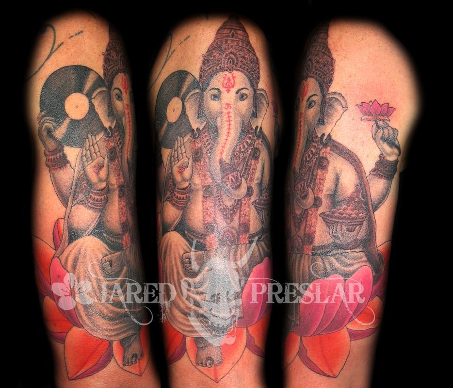 55 Beautiful Hinduism Tattoo Designs & Styles | Picsmine  55 Beautiful Hi...