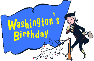 Washington's Birthday Oopsy Wishes Images