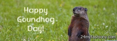 Wish You A Very Happy Groundhog Day