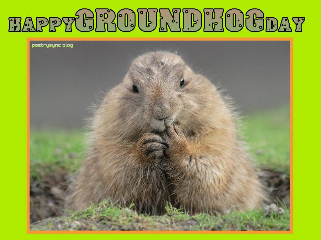 Wish You Happy Groundhog Day