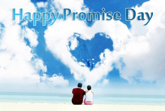 Wish You Happy Promise Day Wishes Image