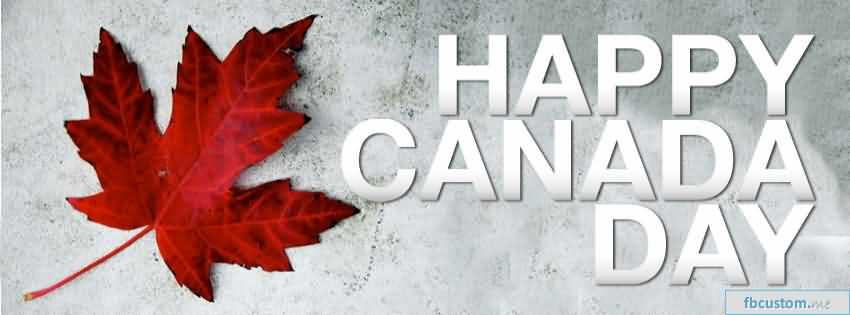 Wish You On This Special Day Happy Canada Day July 1st