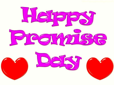 Wishing You Happy Promise Day Image