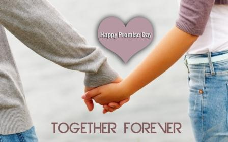 Wishing You A Very Happy Promise Day Image