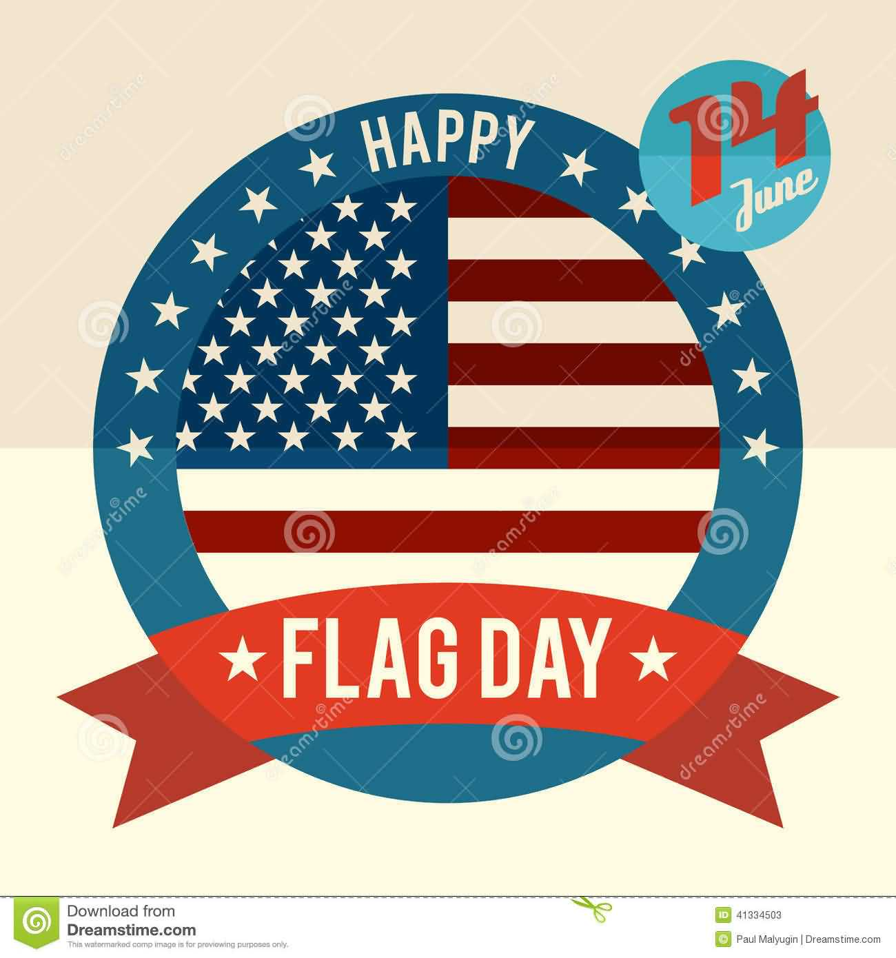 Wishing You Happy Flag Day Enjoy The Day