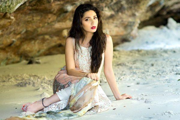amazing photo of mahira khan