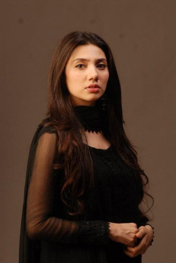 lovely photo of pakistani actress mahira khan