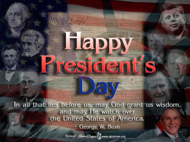 11 President's Day Images