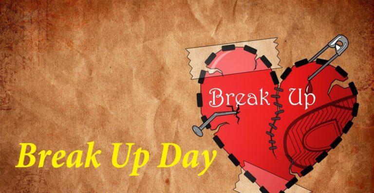 15 Happy Break Up Day Image