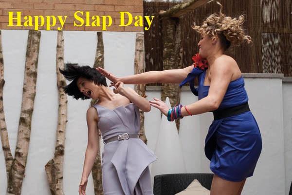 16 Happy Slap Day