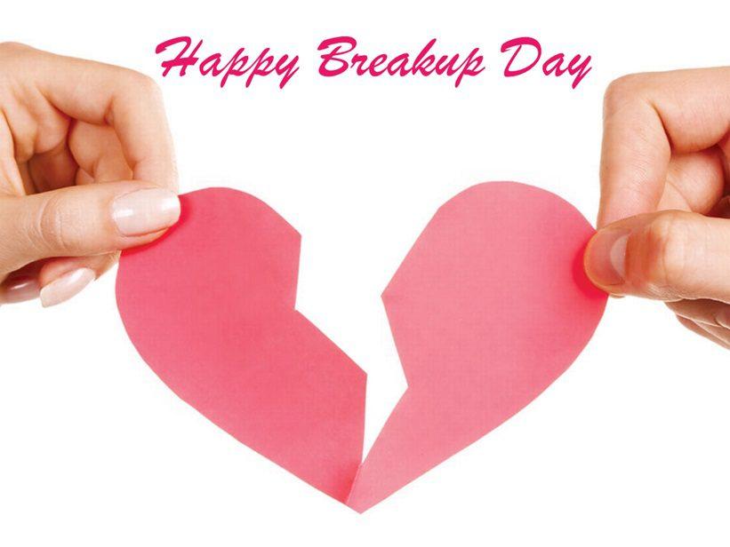 18 Happy Break Up Day Image